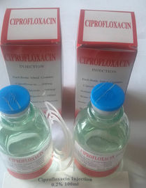 China Laktat-Einspritzungs-pharmazeutisches Transfusions-Tablet-Glasflasche BBCA Ciprofloxacin usine