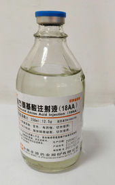 China Verbundmedikations-Nahrungs-Infusions-Aminosäure-Einspritzung 250ml/500ml usine